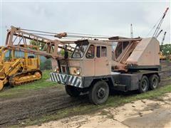 1962 Bantam T350 Truck Crane