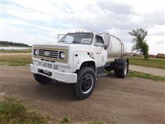 1981 Chevrolet C6500 Water Truck