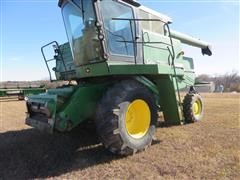 John Deere 7720 Turbo Green Top 4WD Combine
