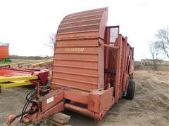 Hesston Stakhand 30A Flail Stacker