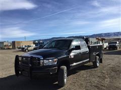 2007 Dodge RAM 2500 Heavy Duty 4x4 Crew Cab Utility Truck
