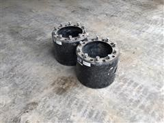 Unverferth Case IH Front Dual Spacers