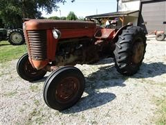 1961 Massey Ferguson 50 2WD Tractor W/3-Pt Hitch And 540 PTO