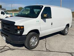 2013 Ford E350 Econoline Service Van W/ Spray System