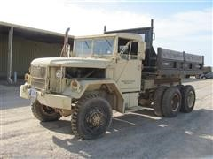 1975 AM General Corporation M49A2C 6x6 Truck w/Bed