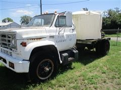 1979 Gmc 7000 Cab And Chassis Bigiron Auctions