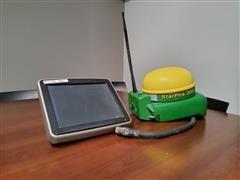 John Deere Starfire 3000 RTK Receiver & GS3 2630 Monitor