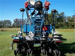 Almaco AKD4RPP Pull-Type 4 Row Research Test Plot Cone Planter