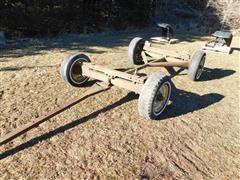 John Deere 853 Running Gear