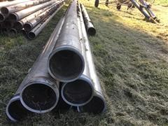 "Ames 8"" Double-Wall Irrigation Pipe"