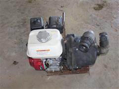 "2"" Pump With Honda Engine"