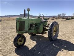 1955 John Deere 70 Diesel 2WD Tractor