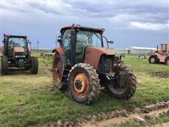 Case IH Maxxum 110 MFWD Parts Tractors