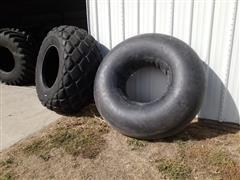 Goodyear 30.5L32 Diamond Tread Tire