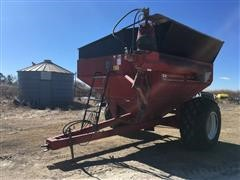 Uft 750-H Grain Cart