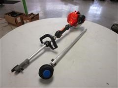 2011 Echo PAS225 Power Head & Main Shaft For Adapting To Other Attachments