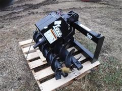 Lowe 750CLH Post Hole Auger Attachment