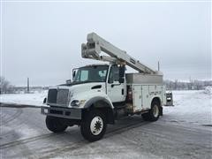 2007 International 7300 Bucket Truck
