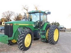 1998 John Deere 8300 MFWD Tractor