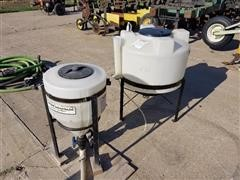 Snyder Polyolefin Agri Induction Tanks