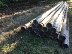 "Ames 6"" Gated Irrigation Pipe"