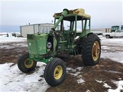 1972 John Deere 4320 2WD Tractor (Parts Only)