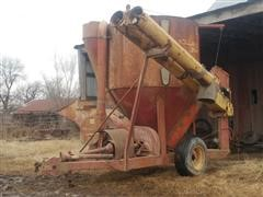 New Holland 354 Grinder Mixer