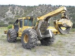 2011 Tigercat 620D Grapple Skidder
