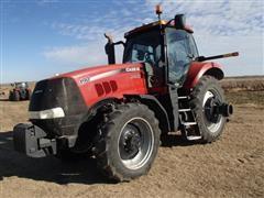 2009 Case IH Magnum 190 MFWD Tractor