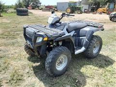 2007 Polaris Sportsman 4 Wheeler ATV