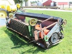 Gleaner 13' Header With 9'John Deere Pickup Unit