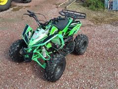 2017 Apollo Off Road 125 2WD ATV