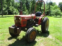 Yanmar YM220 2WD Tractor