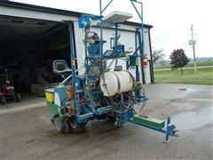 1997 Almaco TP II Pull Type Test Plot Planter