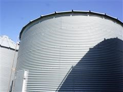 Grain Systems 6000 Bushel Bin