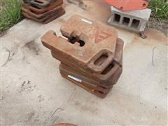 Allis-Chalmers 7000/8000 Suitcase Weights