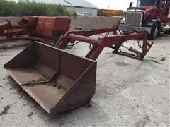 Westendorf WL-30 Loader And Bucket