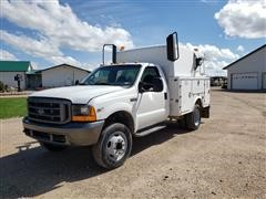 2000 Ford F450 Service Pickup