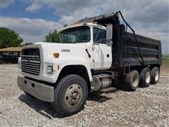 1997 Ford L8000 Tri/A Dump Truck