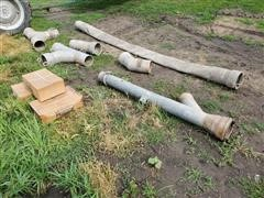 """8"""" Irrigation Pipe Accessories"""