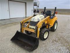 Cub Cadet 6284 Compact Utility Tractor