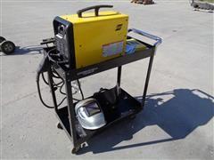 ESAB PowerCut 700 Plasma Cutter & Cornwell Cart