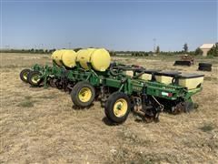John Deere 1710 12R30 Planter W/Detachable Liquid Fertilizer/Tool Bar