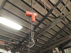 CM Lodestar Electric Hoist