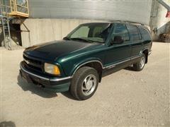 1997 Chevrolet Blazer 4x4 SUV