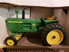 John Deere 4010 Toy Tractor