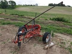 Case IH 1100 Pull Type Sickle Bar Mower