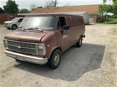 1984 Chevrolet 20 Van