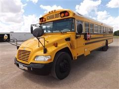 2008 Blue Bird 77 Seat School Bus