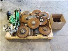 CDS - JOHN BLUE LM-2455JD Fertilizer Pump & Disc Openers